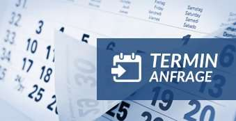 Termin anfrage